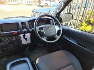 2016 Toyota HiAce White Campervan