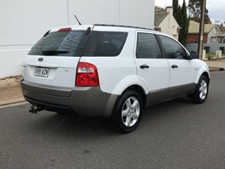 2005 Ford Territory SY TS AWD 6 Speed Sports Automatic Wagon.