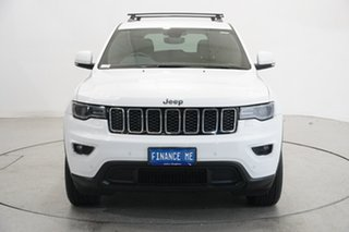 2017 Jeep Grand Cherokee WK MY17 Laredo Bright White 8 Speed Sports Automatic Wagon.