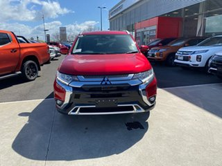 2021 Mitsubishi Outlander ZL MY21 LS 2WD P62 6 Speed Constant Variable Wagon.