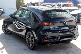 2021 Mazda 3 BP2HLA G25 SKYACTIV-Drive GT Blue 6 Speed Sports Automatic Hatchback