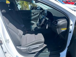 2018 Hyundai i30 PD2 MY18 Active D-CT White 7 Speed Sports Automatic Dual Clutch Hatchback