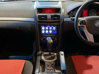 2009 Holden Commodore VE MY09.5 SV6 Sportwagon Black 5 Speed Sports Automatic Wagon