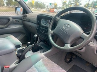 1998 Toyota Landcruiser 100 GXL Maroon 5 Speed Manual Wagon