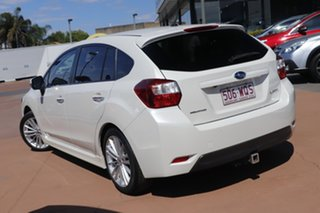 2016 Subaru Impreza G4 MY16 2.0i-S Lineartronic AWD White 6 Speed Constant Variable Hatchback