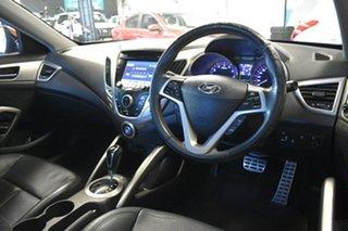 2013 Hyundai Veloster FS MY13 SR Turbo Orange 6 Speed Automatic Coupe.