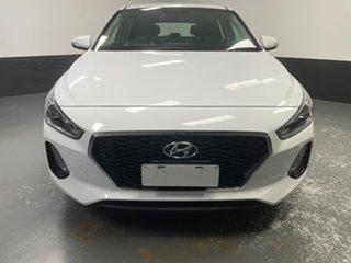 2018 Hyundai i30 PD MY18 Active White 6 Speed Manual Hatchback.