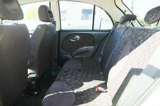 2008 Nissan Micra K12 Gold 4 Speed Automatic Hatchback