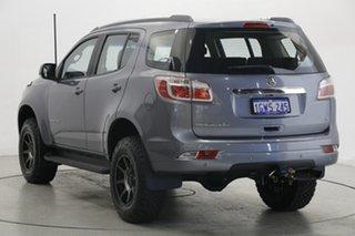 2018 Holden Trailblazer RG MY18 LT Silver 6 Speed Sports Automatic Wagon.