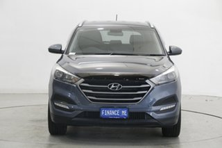 2017 Hyundai Tucson TL2 MY18 Active 2WD Pepper Grey 6 Speed Sports Automatic Wagon.