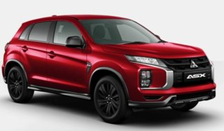 2021 Mitsubishi ASX XD MY21 MR 2WD Red 1 Speed Constant Variable Wagon