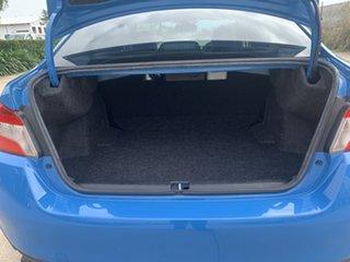 2015 Subaru WRX V1 MY15 Premium Lineartronic AWD Blue 8 Speed Constant Variable Sedan