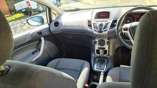 2013 Ford Fiesta WT CL 6 Speed Automatic Hatchback