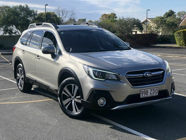 Used Subaru Outback B6A MY19 2.5i CVT AWD Premium Chermside, 2019 Subaru Outback B6A MY19 2.5i CVT AWD Premium Bronze 7 Speed Constant Variable Wagon