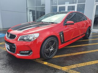 2016 Holden Commodore VF II MY16 SS Red 6 Speed Sports Automatic Sedan.
