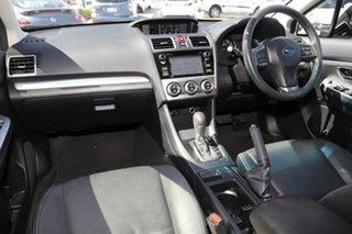 2015 Subaru Impreza G4 MY15 2.0i Lineartronic AWD Premium Crystal White 6 Speed Constant Variable
