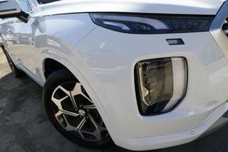 2021 Hyundai Palisade LX2.V2 MY22 Highlander AWD White Cream 8 Speed Sports Automatic Wagon.
