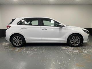2018 Hyundai i30 PD MY18 Active White 6 Speed Manual Hatchback