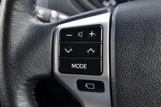 2017 Toyota Landcruiser Prado GDJ150R Kakadu Blue 6 Speed Sports Automatic Wagon