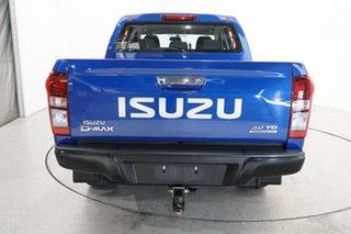 2019 Isuzu D-MAX MY19 LS-M Crew Cab Blue 6 Speed Manual Utility