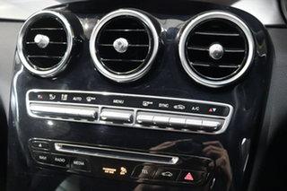 2014 Mercedes-Benz C-Class W205 C200 7G-Tronic + Silver 7 Speed Sports Automatic Sedan