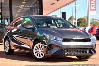 2021 Kia Cerato BD MY22 S Platinum Graphite 6 Speed Sports Automatic Sedan.