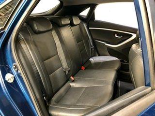 2013 Hyundai i30 GD2 MY14 Trophy Blue 6 Speed Sports Automatic Hatchback