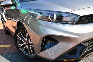 2021 Kia Cerato Steel Grey Hatchback.