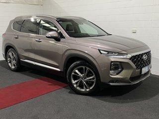 2018 Hyundai Santa Fe DM5 MY18 Highlander Bronze 6 Speed Sports Automatic Wagon.