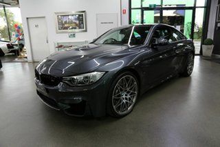 2016 BMW M4 F82 Competition M-DCT Grey 7 Speed Sports Automatic Dual Clutch Coupe