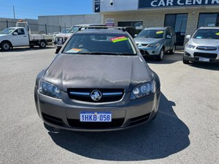 2009 Holden Commodore VE MY09.5 Omega Grey 4 Speed Automatic Sportswagon.