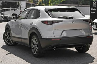 2021 Mazda CX-30 DM2WLA G25 SKYACTIV-Drive Astina Silver 6 Speed Sports Automatic Wagon