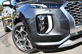 2021 Hyundai Palisade LX2.V1 MY21 Highlander AWD Rain Forest 8 Speed Sports Automatic Wagon.