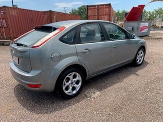 2011 Ford Focus LV MY11 LX Silver 5 Speed Manual Hatchback