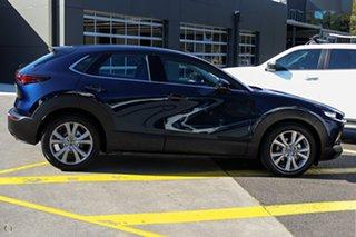 2021 Mazda CX-30 DM2W7A G20 SKYACTIV-Drive Touring Blue 6 Speed Sports Automatic Wagon
