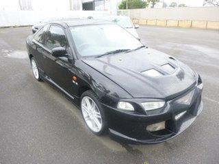 2003 Mitsubishi Lancer CE2 MY02.5 GLi Black 5 Speed Manual Coupe.