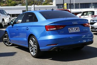 2019 Audi A3 8V MY19 35 TFSI S Tronic Blue 7 Speed Sports Automatic Dual Clutch Sedan.