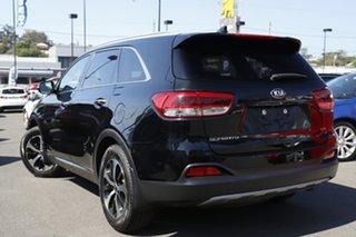 2016 Kia Sorento UM MY16 SLi AWD Black 6 Speed Sports Automatic Wagon.