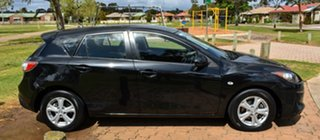 2011 Mazda 3 BL10F1 MY10 Neo Activematic Black 5 Speed Sports Automatic Hatchback