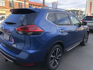 2020 Nissan X-Trail T32 Series II Ti X-tronic 4WD Blue 7 Speed Constant Variable Wagon.