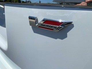 2016 Holden Commodore VF II MY16 SS V Sportwagon Redline White 6 Speed Sports Automatic Wagon