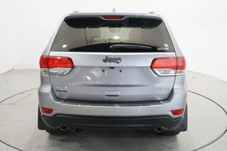 2019 Jeep Grand Cherokee WK MY19 Limited Silver 8 Speed Sports Automatic Wagon