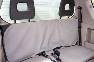 2014 Mitsubishi Triton MN MY15 GLX Club Cab White 5 Speed Manual Cab Chassis