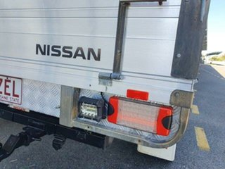 2009 Nissan Navara D40 RX White 6 Speed Manual Cab Chassis