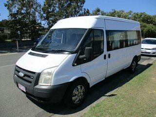 2006 Ford Transit VJ Mid Roof White 6 Speed Manual Bus