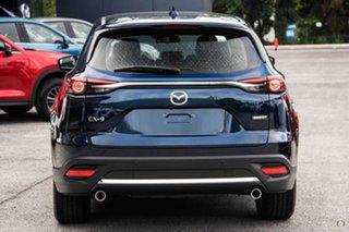 2021 Mazda CX-9 TC GT SKYACTIV-Drive Blue 6 Speed Sports Automatic Wagon.