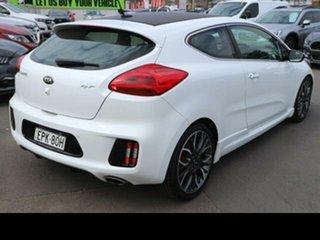2014 Kia Pro_ceed JD GT White 6 Speed Manual Hatchback.