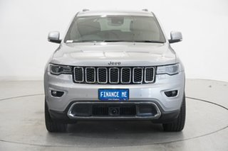 2019 Jeep Grand Cherokee WK MY19 Limited Silver 8 Speed Sports Automatic Wagon.