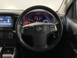 2017 Holden Colorado RG MY17 LS Pickup Crew Cab Olympic White 6 Speed Sports Automatic Utility