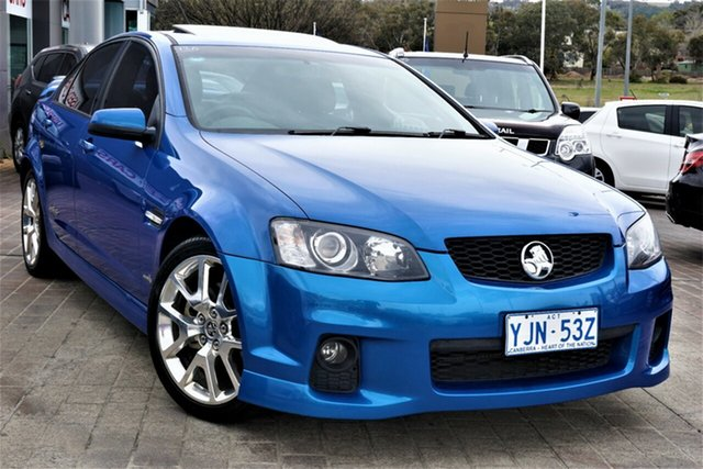 Used Holden Commodore VE MY10 SS V Phillip, 2010 Holden Commodore VE MY10 SS V 6 Speed Manual Sedan
